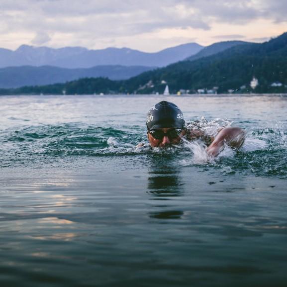 Erik Demczuk Project Volga Extreme Swimmer