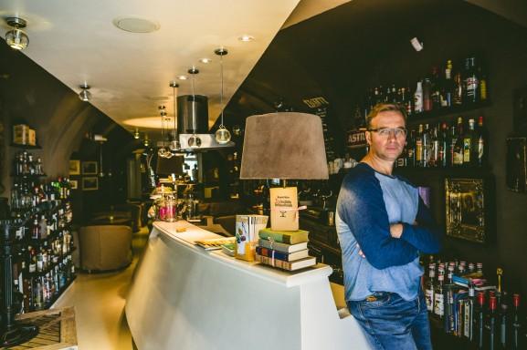 Erik Demczuk Petite Cafe Klagenfurt